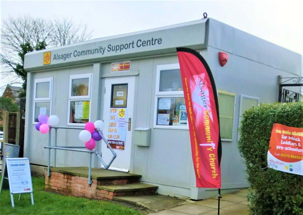 Alsager Community Support | Free Help and Advice for Local People | Alsager Community Support Centre