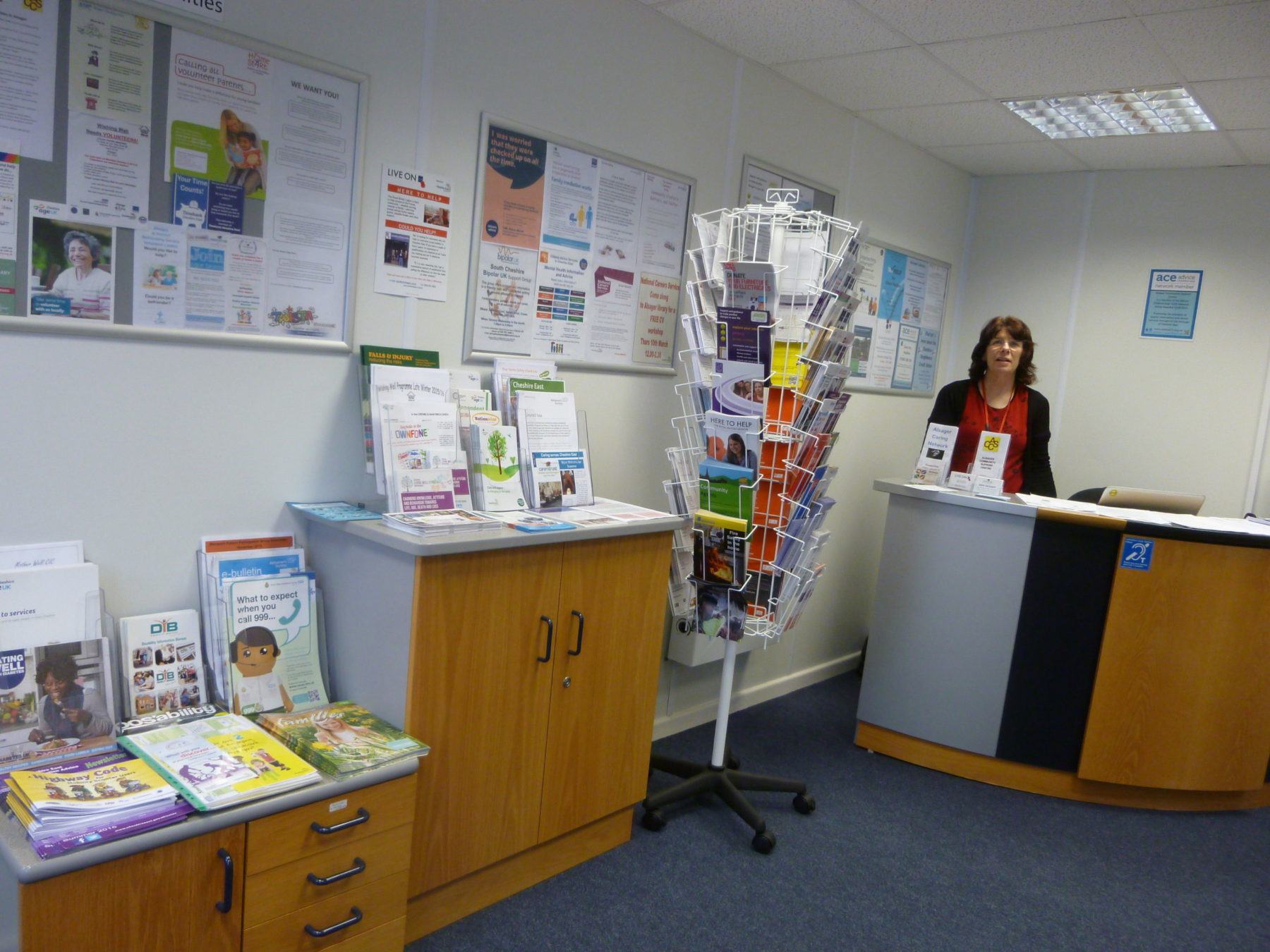 Alsager Community Support   Free Help and Advice for Local People   Office