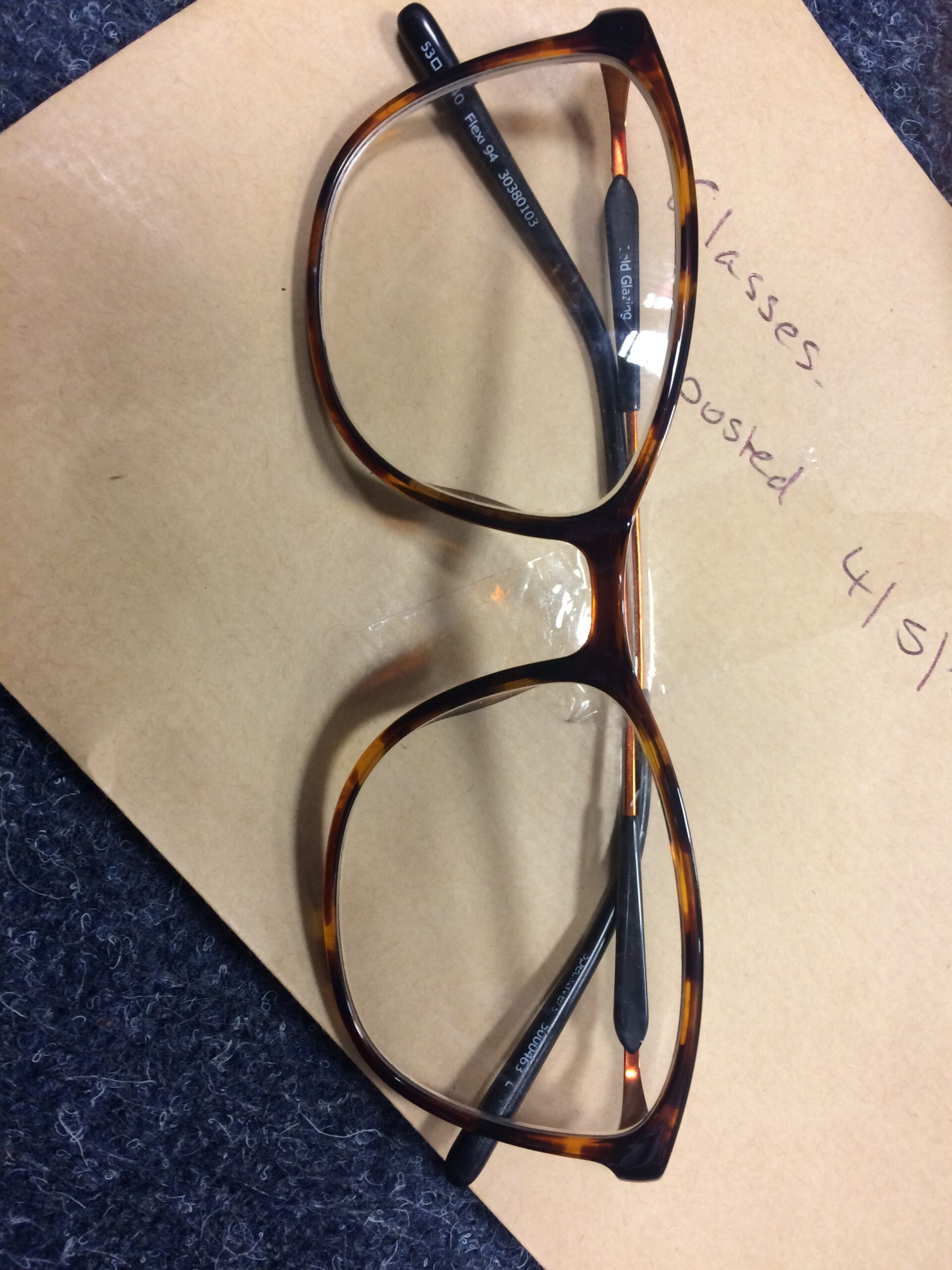 Alsager Community Support | Free Help and Advice for Local People | Brown framed glasses